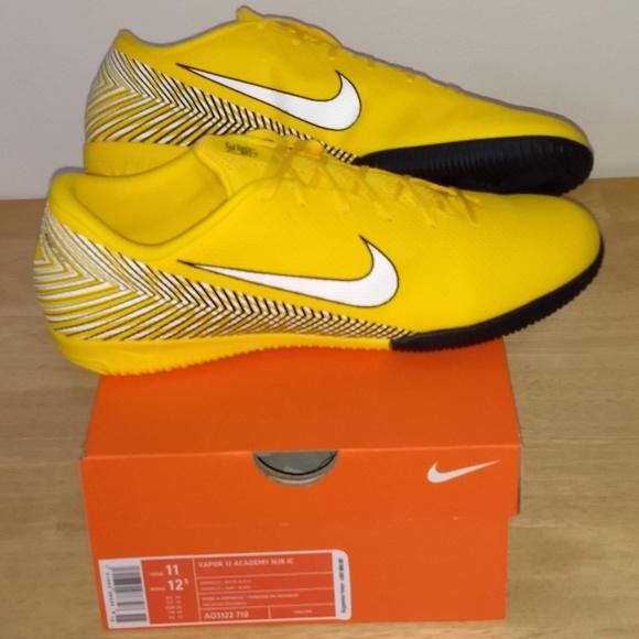 cc0e8b8a4ff Nike MercurialX Vapor 12 Academy Neymar Jr. Indoor NWT
